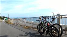 久々にプチっとサイクリング【自転車】