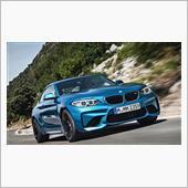 BMW M2クーペに待望の6 ...