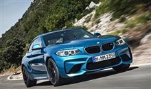 BMW M2クーペに待望の6MTモデルを追加 ~ブリッピング機能でスムーズなシフトチェンジが可能~