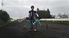 【自転車】早朝峰山と雲海
