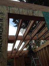 2nd floor framing