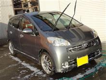 【ソニカ】初洗車・・・の巻