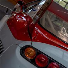 【ホンダコレクションホール】3-06 | トヨタ・デンソー・サード・スープラ GT LM , 1995