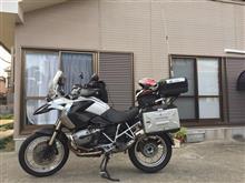 GSバイク無線アンテナ強化
