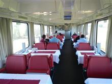 ユーロ乗り鉄(その5) 歓楽街散策&食堂車でベルリンへ・・・