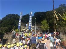 古賀八幡神社のくんちは大賑わい