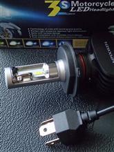 LEDヘッドライト交換