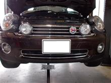 BMW ミニ R56 ウォーターポンプ&クランクオイルシール交換