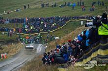 2016 WRC 第12戦 ウェールズ・ラリーGB デイ3