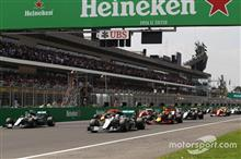 2016 F1第19戦 メキシコGP 決勝結果
