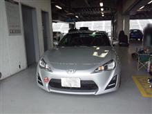 86/BRZ 富士SWレーシングコース  プロアイズ走行会初参加、クラッチ故障