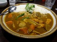 つくねと根菜の和風カレー