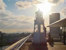 CLA-SB慣らしドライブ5:日本で唯一のホテルに立つ灯台へ^^