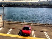 サンシャインワーフ神戸までぶらっとドライブ
