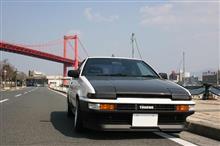 AE86後期トレノ フルレストア その31「レストア完了!!」