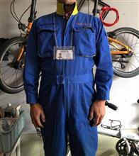 自転車技士になりました