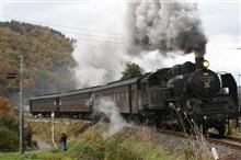 蒸気機関車 C11 飯山線で試運転