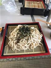 ピザ&蕎麦打ちオフ in 茨城