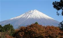 富士山&五胡湖畔周回ツ~リング・紅葉編に行ってきました~♪