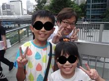 日テレお天気キャスター木原さんに会いました