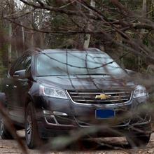【試乗】Chevrolet Traverse LT 2016 前編