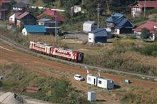 飯山線観光列車「おいこっと」