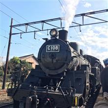 初めての機関車🚂💨💨