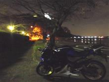 夜のツーリング
