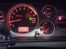 燃費記録を更新しました。11月分 今月3回目の給油⛽