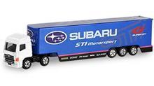 トイザらスオリジナルSUBARU STI Motor sport レーシングトランスポーター