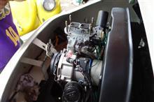 356スピードスター、エンジン始動!!