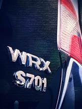 WRX S701 発進
