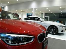wako BMWのお店へ(^_^)