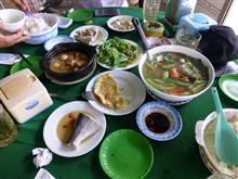 ベトナムの食堂