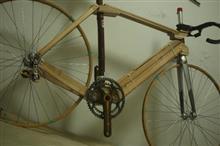 竹と木の自転車はどうやろか?