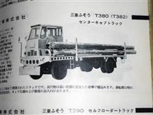 三菱ふそう センターキャブトラック