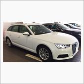 新型Audi A4に試乗した ...
