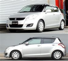 スイフト4WD ZD72S 車高調 『 Best☆i C&K 』 開発完了!!