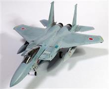 F-15J 'MSIP Configuration Ⅱ Aircraft' 製作記