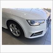 新型Audi A4に試乗!