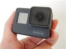 GoPro Hero5が届いたーヾ(≧∀≦)ノ