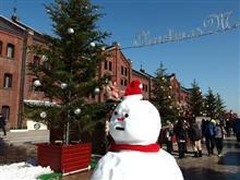 11/26クリスマスマーケット in 横浜赤レンガ倉庫