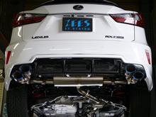 レクサス RX200t AGL25W ワンオフマフラー!!
