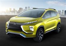 ミツビシ ・ モーターズ ・ タイランド Motor Expo 2016 にて クロスオーバー MPV コンセプトモデル Mitsubishi XM Concept を 出展 ・・・・