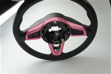 マツダ ロードスターND用ドライカーボン製ハンドルカバーを作成予定です!