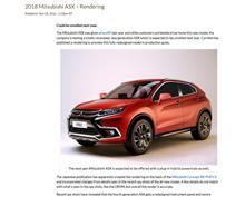 先日 私 が 作成 した カーコラ が 海外 の 複数 の 自動車 関連 メディア の 記事 に UP されました ・・・・