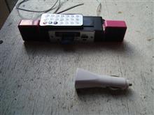 ☆ MP3プレーヤー電源部修理ですよ。
