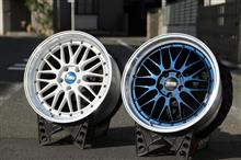 BBS LM 2017  limited edition 限定カラー販売中☆