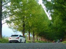 CLA-SB慣らしドライブ6:紅葉と癒しを求めて4府県ハシゴ