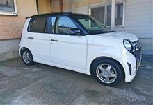 N-ONE スタッドレス交換+洗車(GTI Clubsportも)